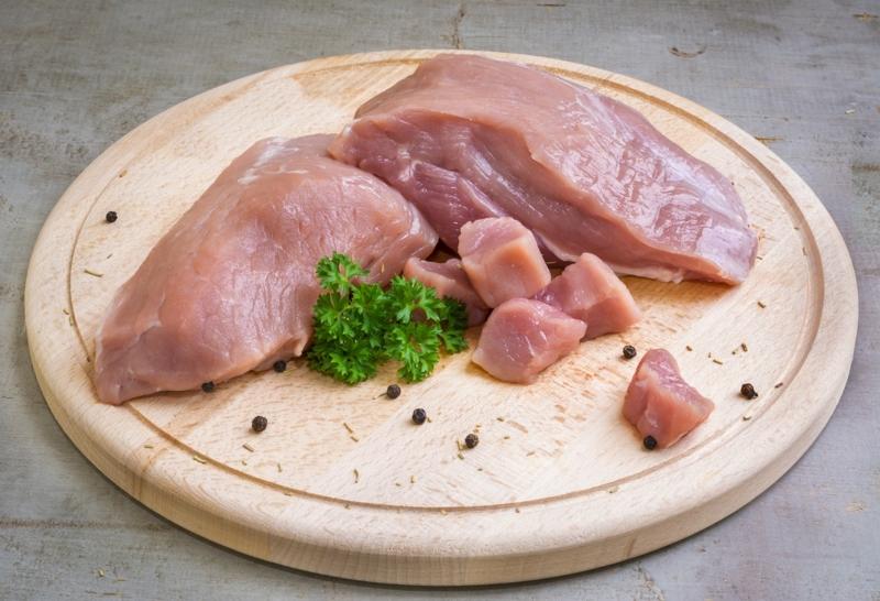 肉が冷凍庫にある幸せ。ラップでくるんで保存は古い?